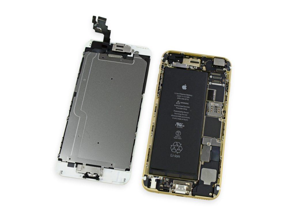 Срочный ремонт iPhone 6 с выездом