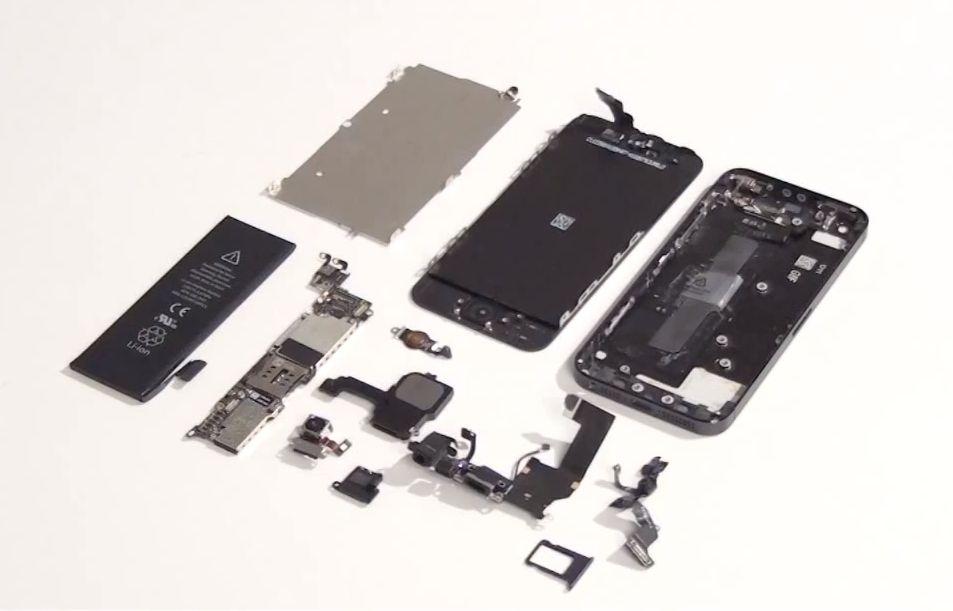Ремонт iPhone 5 с выездом