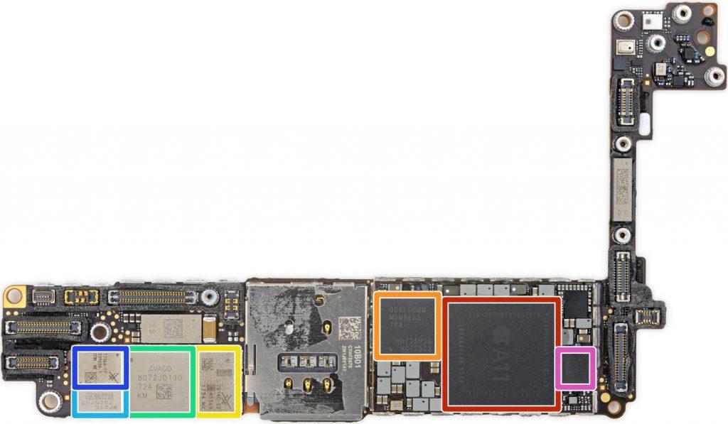Ремогт iPhone 8