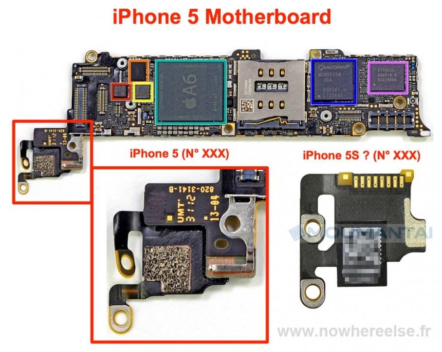 BGA ремонт материнских плат iPhone 5