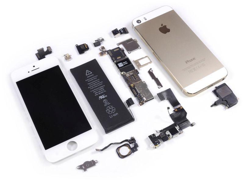Срочный ремонт iPhone 5s