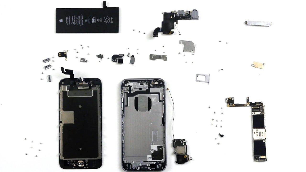 срочный ремонт iphone 6 plus