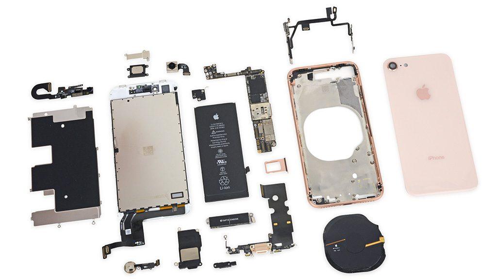 срочный ремонт iPhone 8 plus